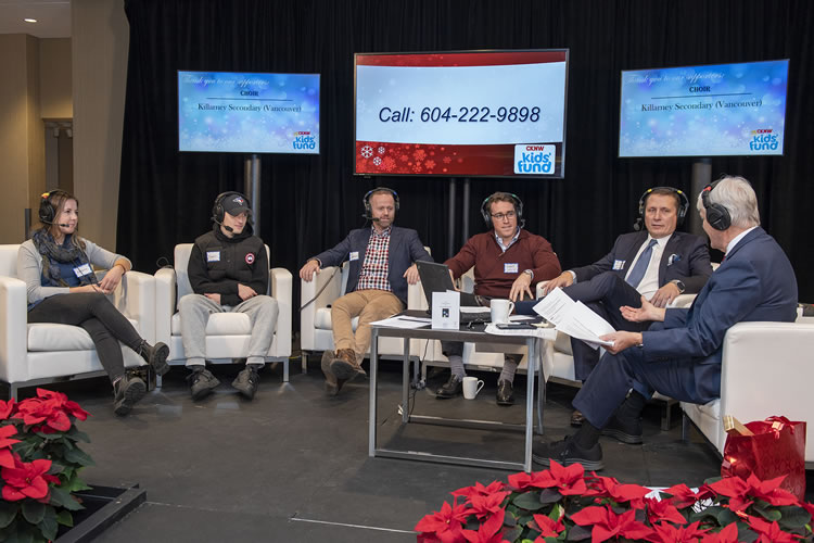 Capital Direct is proud to support the CKNW Kids' Fund 2019
