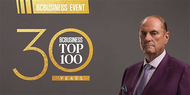 Capital Direct I Income Trust Sponsors BCBusiness Top 100 Event